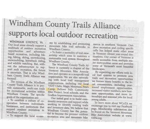 Windham Trails Alliance